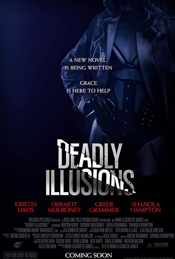 Deadly Illusions, Drama, Thriller, Netflix, Movie Review by Rawlins, Rawlins GLAM, Rawlins Lifestyle