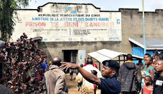 Kepanikan Nasional Melanda Kongo, 1.300 Narapidana Melarikan Diri