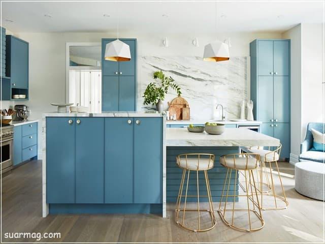 مطابخ مودرن خشب 3   Modern Wood kitchens 3