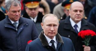 بوتين: نحن لا نتجهز للحرب مع أحد