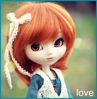 cute cartoon girl images for facebook
