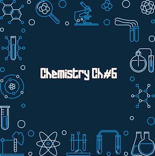 FSC Chemistry Chapter 6   1st Year