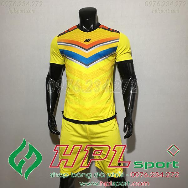 Áo Ko Logo NB HML Màu Vàng 2020