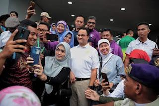 Siapapun Capres PDIP 2024, Anies Harus Disingkirkan Dulu