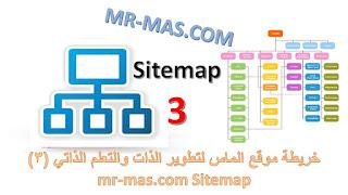 خريطة موقع الماس لتطوير الذات والتعلم الذاتي (3) mr-mas.com Sitemap