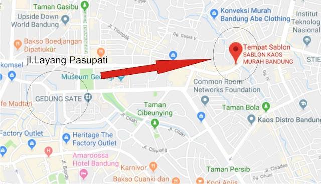 Bikin Kaos Bandung Surapati Jawa Barat 40123