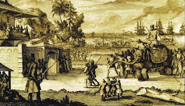 Sejarah Aceh: Kerajaan Aceh Lamuri