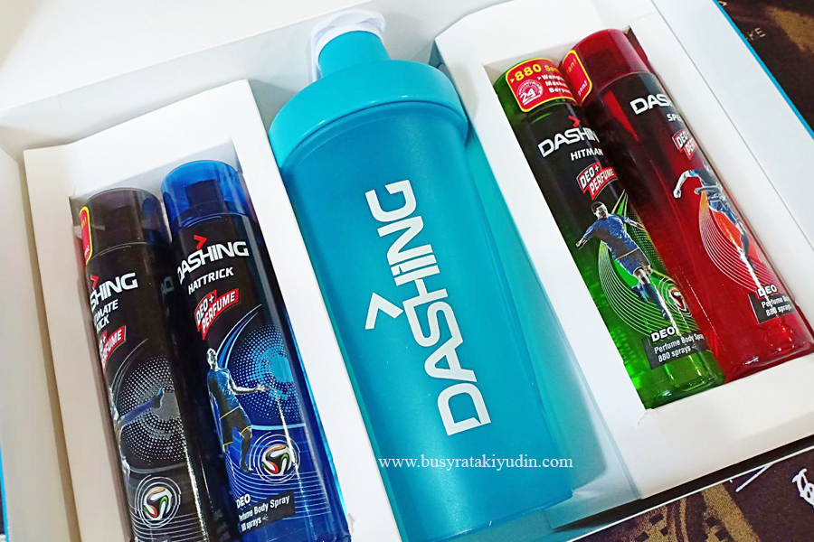 dashing, dashing wangian lelaki, deodoran dan perfume body spray, dashing 2 in 1,