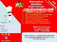 Walk In Interview at Mr. Suprek Surabaya Agustus 2020
