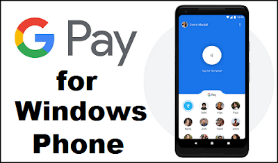 Google Pay for Windows Phone