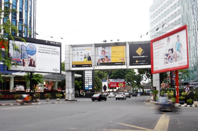 """Kecilnya Pendapatan Pajak Reklame Dinilai Bentuk """"Penghinaan"""" Terhadap Pemko Medan"""