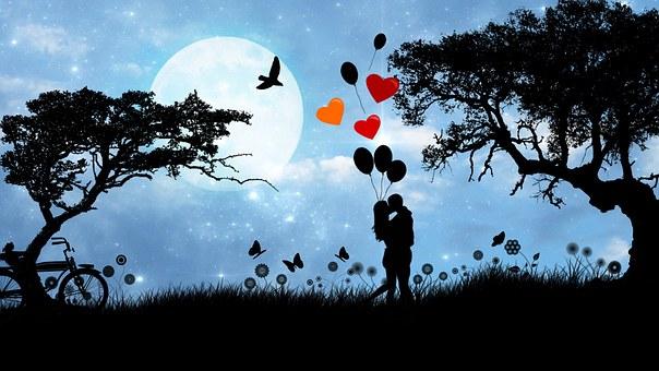 Poetic Romance Love Poem Messages