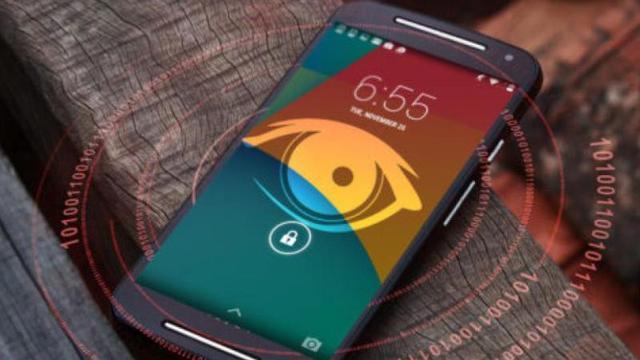 handphone menunjukkan aktivitas aneh padahal tidak digunakan
