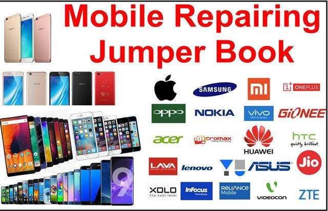 mobile repairing jumper pdf book price list 2019
