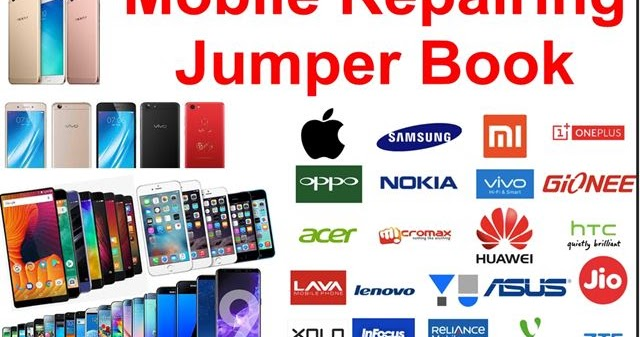 Nokia Mobile Repairing Jumper Book