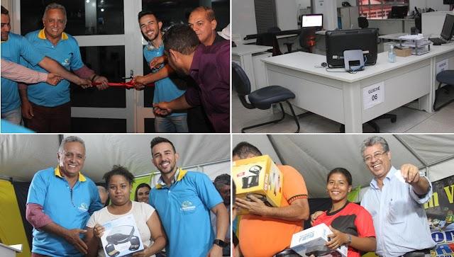 Senador Canedo: Casarão do Margarida Procópio revitalizado é a sede do Ligeirinho na região