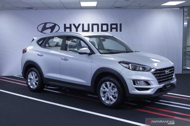 New Tucson GLS, Senjata Baru Hyundai di Awal 2020