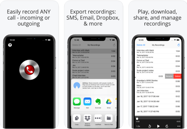 best call recording app for iPhone in 2020 4