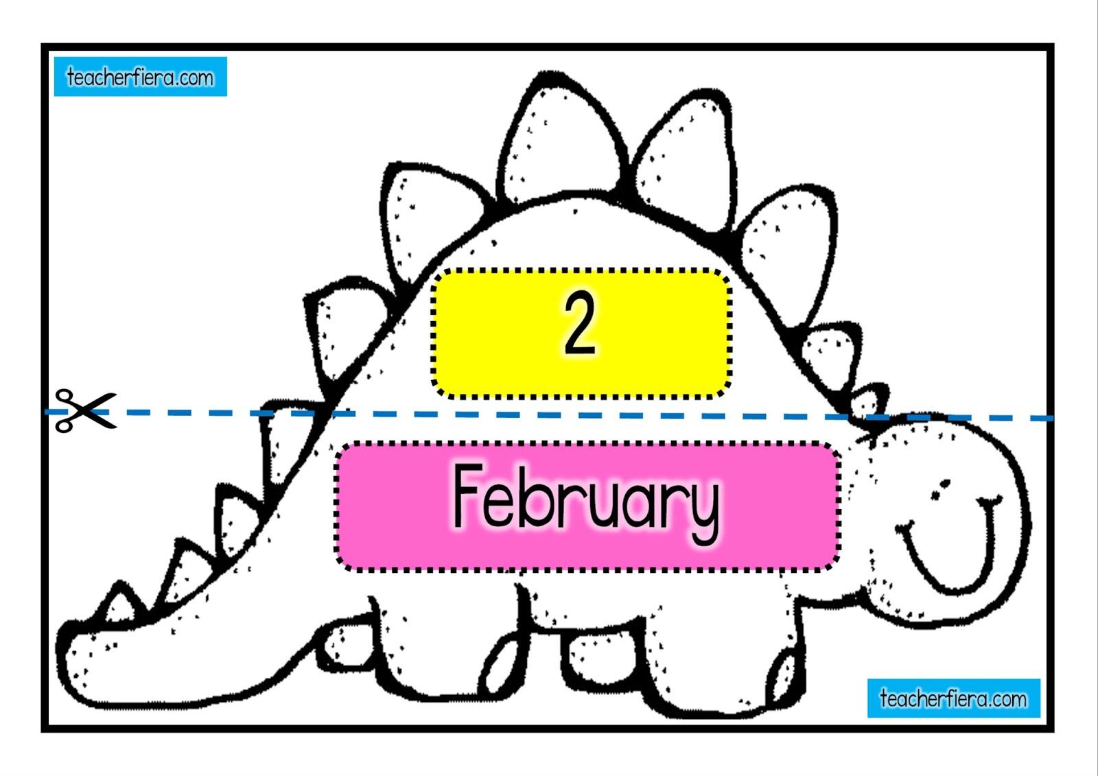 Teacherfiera Months Of The Year Matching Activity
