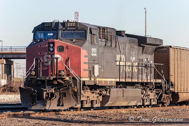 SP 222 at St. Louis, MO