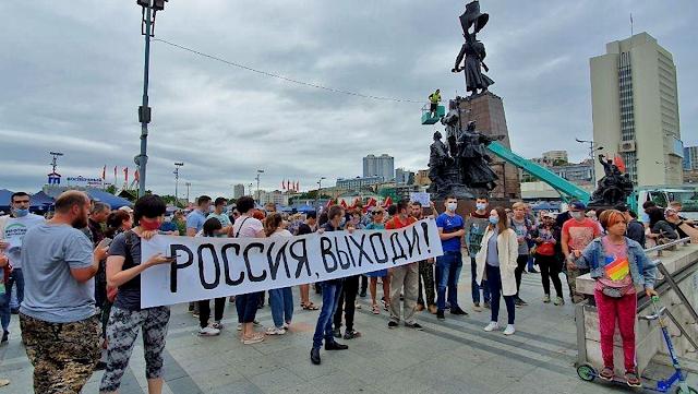 За Фургала и за Хабаровск поднимается вся страна