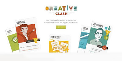 tips membuat website yang baik Creative Clash