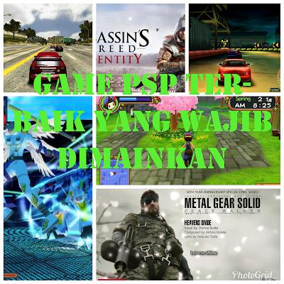 7 Game PSP Terbaik Yang Wajib Dimainkan!