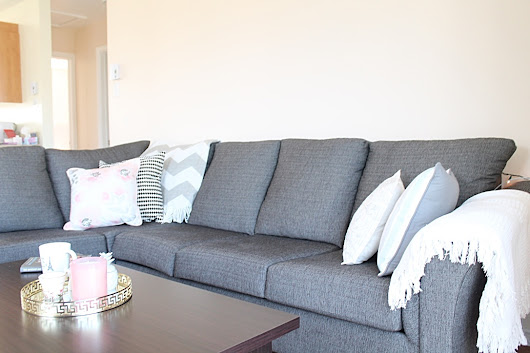 Ms Bubu and Her Girlyness: Apartment Update: Living Room