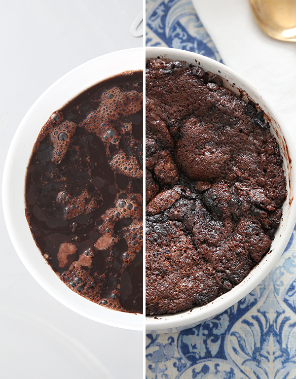 Old Fashioned Chocolate Cobbler