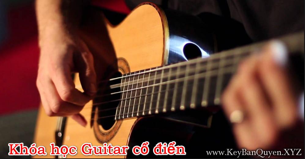 Video Khóa học Guitar cổ điển