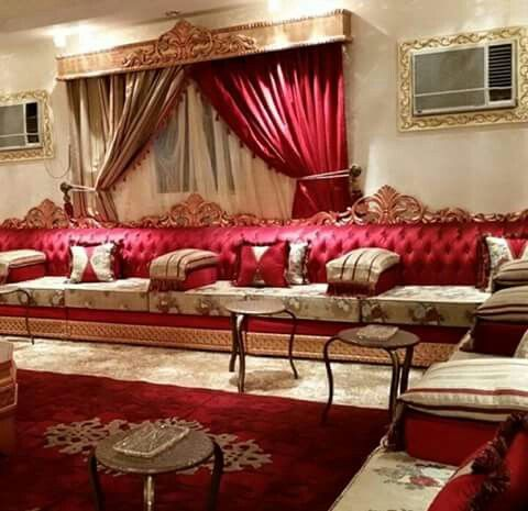 Top decoration salon maison marocain - decorationmarocains