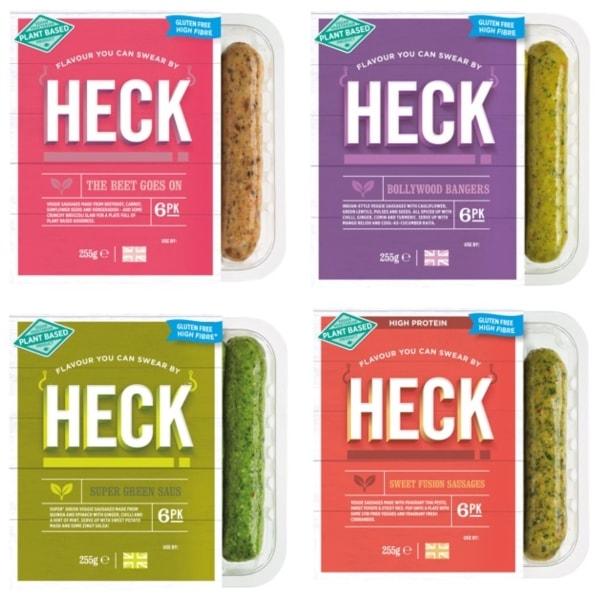Heck Vegan Sausages