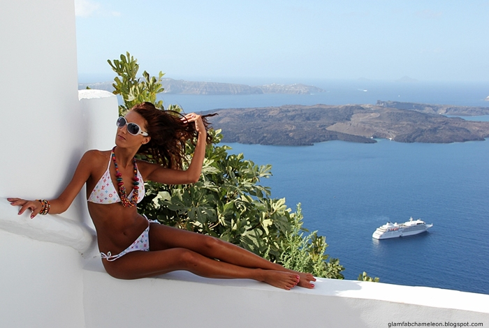 most beautiful Santorini travel photos