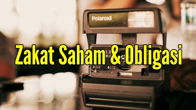 Zakat Saham dan Zakat Obligasi