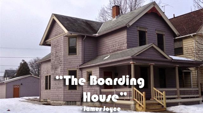 The Boarding House   Summary   Word Meanings   Question