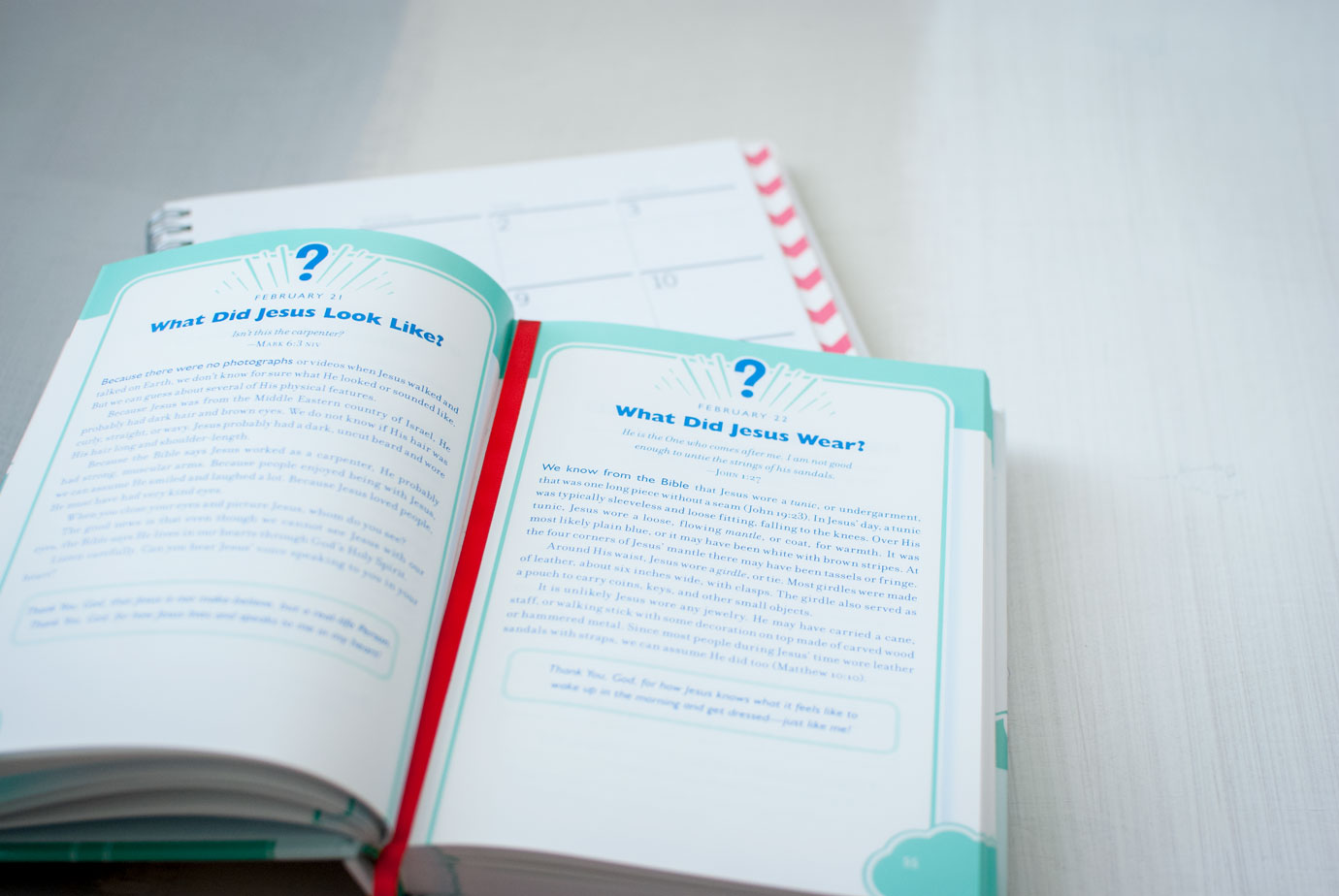 365 Bible Answers For Curious Kids Inside of Book Questions