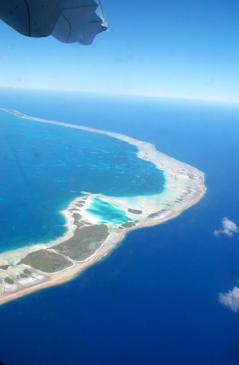 Islands Of The World Fashion Week 2012: Most Beautiful Islands: French Polynesia Islands