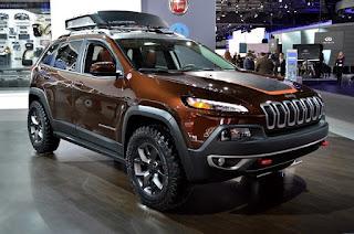 Jeep Charokee 24