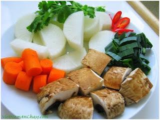ăn chay như nào cho đúng cách