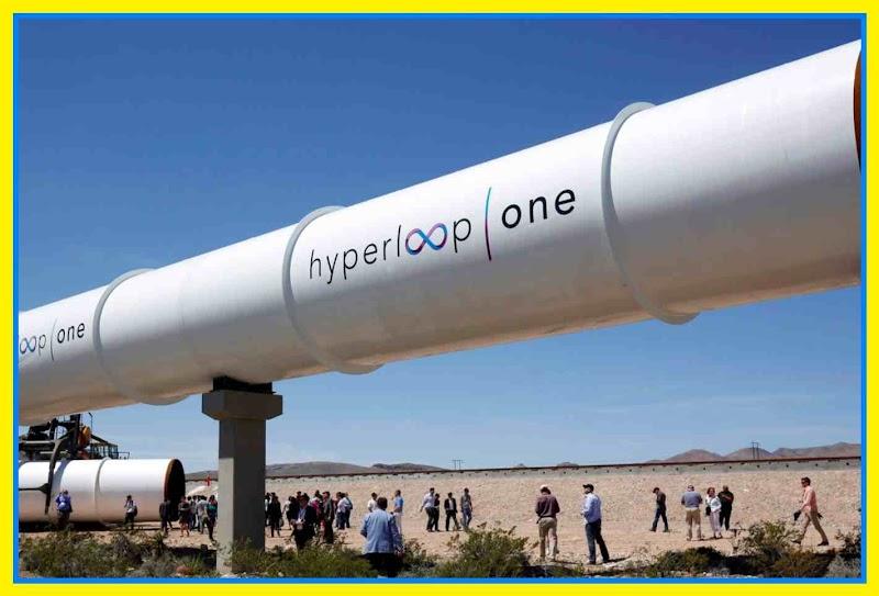 Hyperloop kya hai aur kaise kaam karatee hai hyperloop takaneek-हाइपरलूप क्या है और कैसे काम करती है हाइपरलूप तकनीक