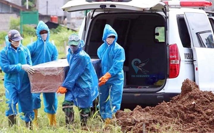 Dua Warga  Meninggal dalam Dua Hari, Total Kasus Covid-19 di Kebumen Tembus 300