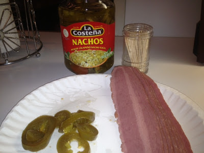 The Peavine's Jalapeno Poppers! cooking, grilling, recipe, recipes, venison recipe Venison Recipes