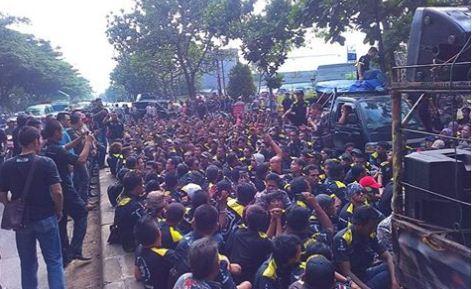 Habib Rizieq Diperiksa Polda Jabar, Kelompok GMBI Provokasi Massa FPI