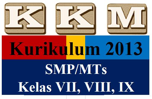 Free Download Aplikasi KKM K-2013 Khusus SMP Kelas 7,8,9 Terbaru (Semua Mata Pelajaran)