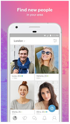 LOVOO APK for Android (Premium Unlock All) - Approm.org