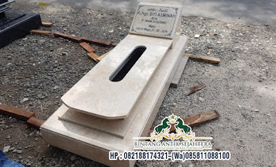 Kijing Makam Marmer Malang, Model Makam Marmer