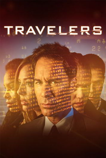 Travelers Temporada 2 Completa HD 720p Latino Dual