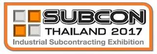 ซายน์ซัพพลายเออร์ จะร่วมออกแสดงในงาน Subcon Thailand 2017