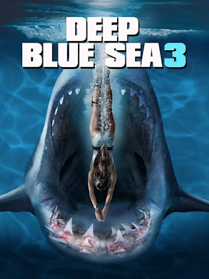 Deep Blue Sea 3 [2020] [DVDR] [NTSC] [Latino] [Final]