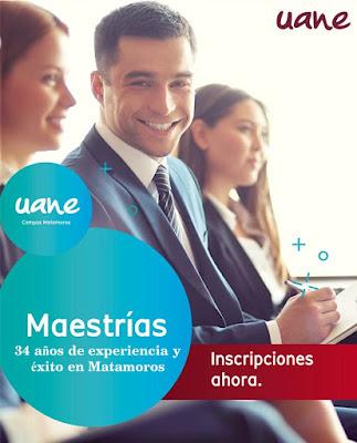 Maestría en Uane Matamoros